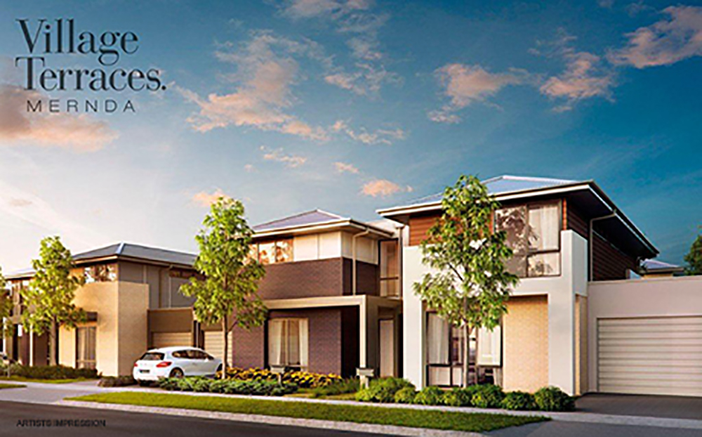Village Terraces, Kalkallo Way, Mernda, Melbourne, Vic